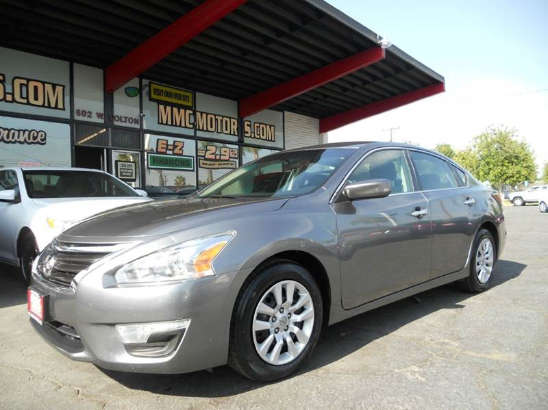 2014 Nissan Altima 2.5 S 4dr Sedan - Redlands CA