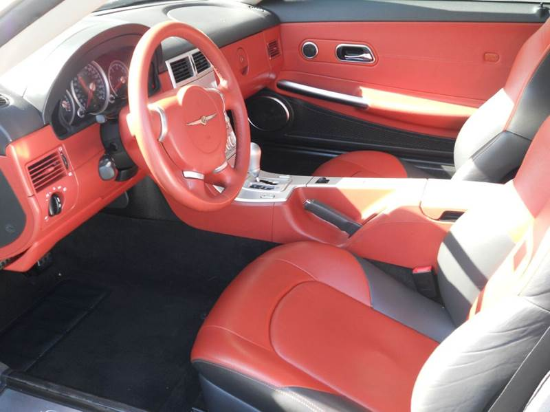 2008 Chrysler Crossfire Limited 2dr Hatchback - Redlands CA