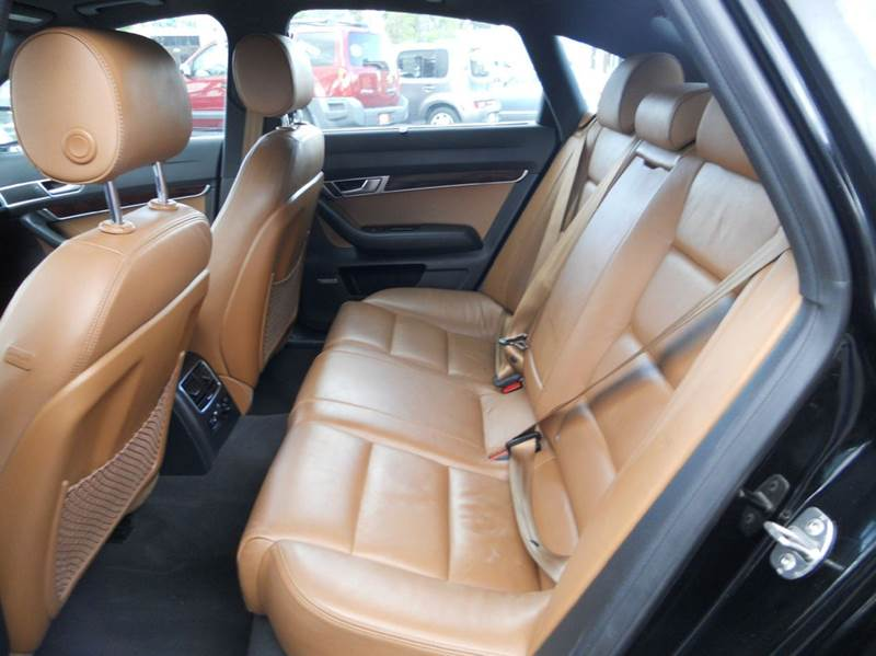 2008 Audi A6 4.2 quattro AWD 4dr Sedan - Redlands CA