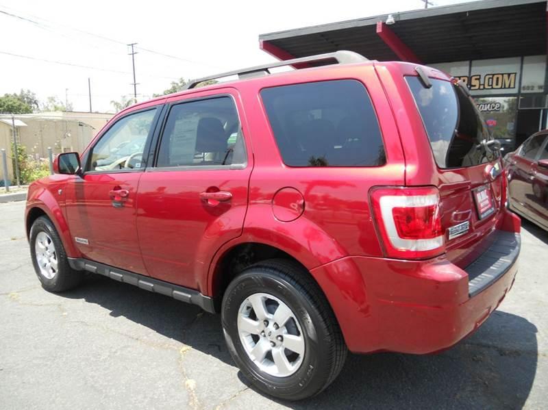 2008 Ford Escape Limited 4dr SUV - Redlands CA