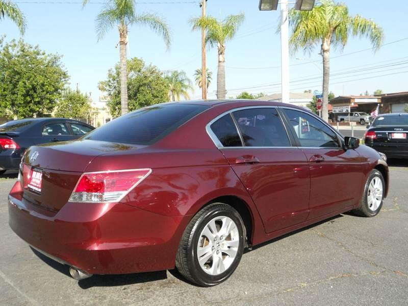 2010 Honda Accord LX P 4dr Sedan 5A - Redlands CA