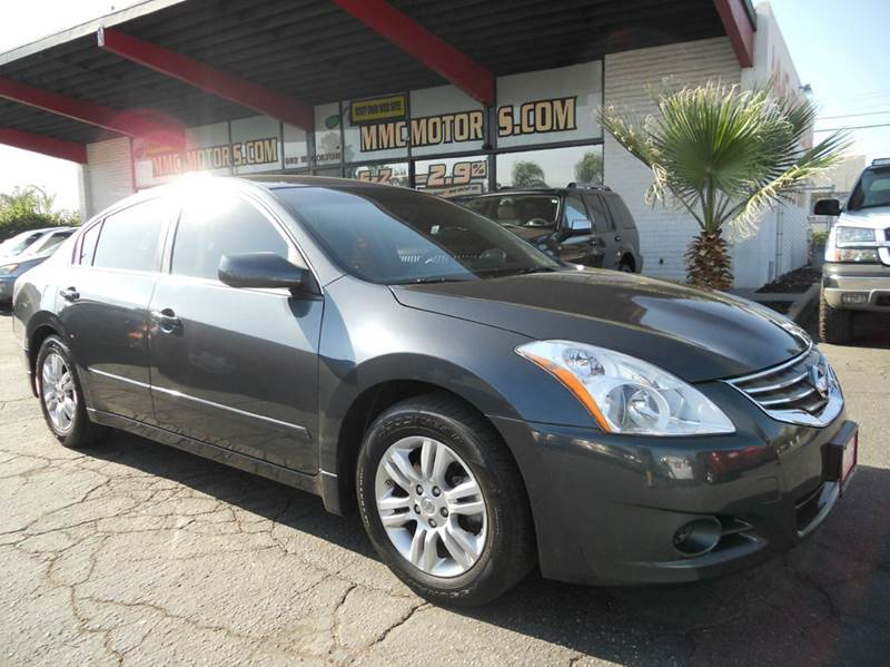 2012 Nissan Altima 2.5 S 4dr Sedan - Redlands CA