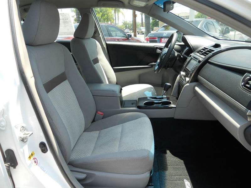 2012 Toyota Camry LE 4dr Sedan - Redlands CA