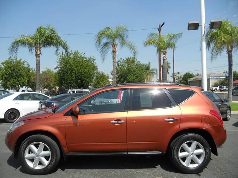 2003 Nissan Murano AWD SE 4dr SUV - Redlands CA