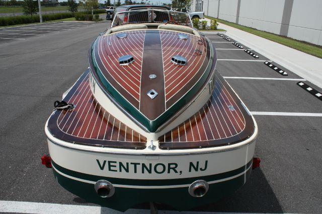 2002 Ventor Fastback