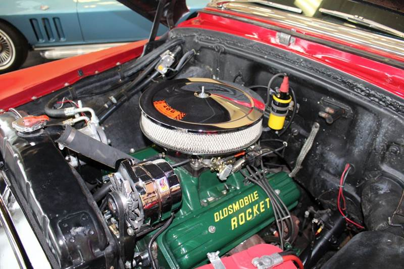 1951 Oldsmobile Eighty-Eight Rocket - Sarasota FL