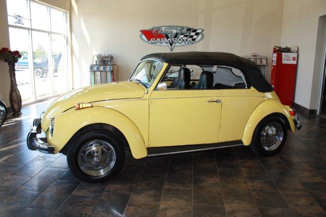 1971 Volkswagen Beetle Convertible