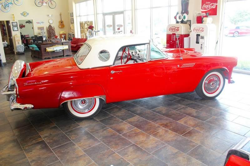1956 Ford Thunderbird  - Sarasota FL