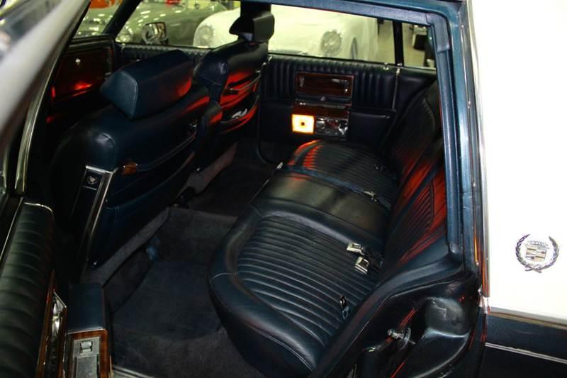 1987 Cadillac Brougham 4dr Sedan - Sarasota FL