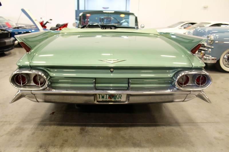 1961 Cadillac Series 62 Convertible - Sarasota FL