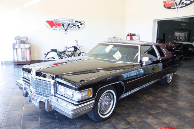 1976 Cadillac Fleetwood D