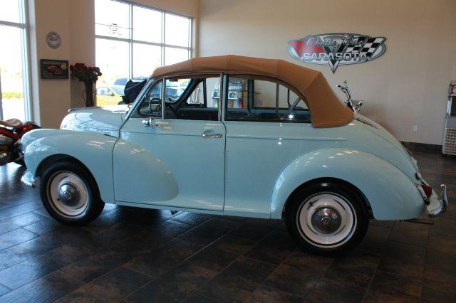 1958 Morris  Minor