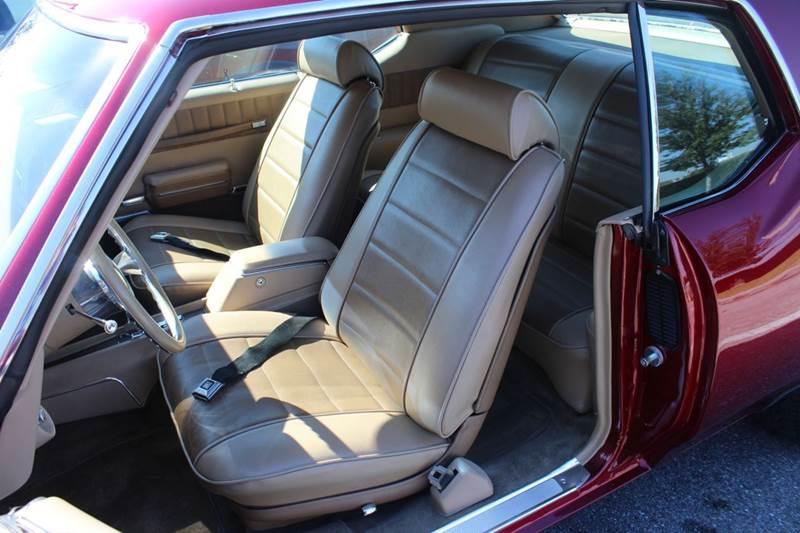 1972 Oldsmobile Cutlass 442 Custom - Sarasota FL