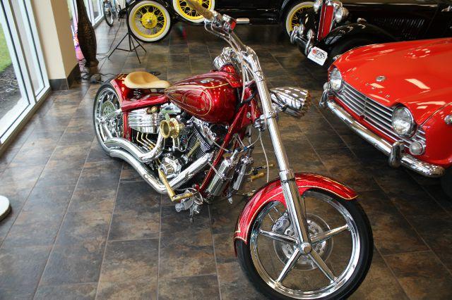 2009 Harley-Davidson Rocker