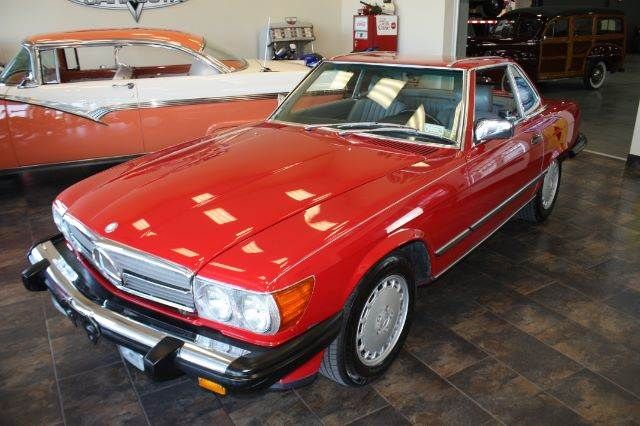 1988 mercedes benz 560 class 560sl 2dr convertible in for Mercedes benz of sarasota florida