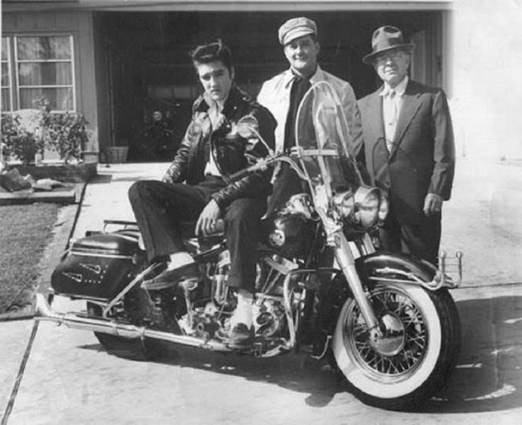 2007 Harley-Davidson Softtail Elvis Spec ED #8 Elvis Presley #8 limited edition  - Sarasota FL