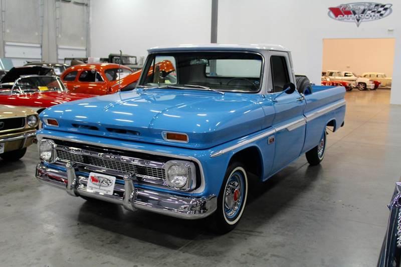 1966 Chevrolet C/K 10 Series
