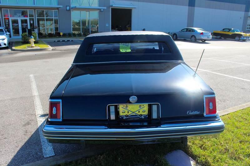 1979 Cadillac Seville GT Coupe  - Sarasota FL