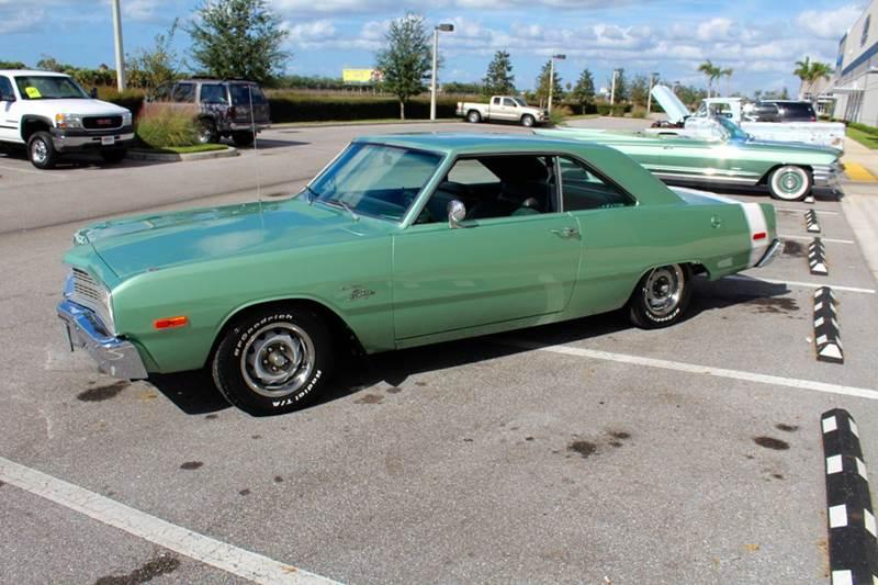 1974 Dodge Dart Swinger - Sarasota FL