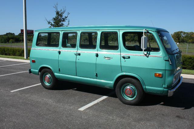 1968 Chevrolet Sportvan