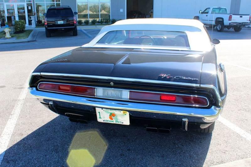 1970 Dodge Challenger R/T  - Sarasota FL