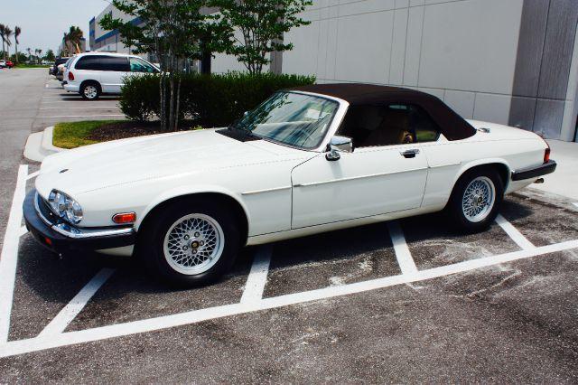 1989 Jaguar XJ-Series