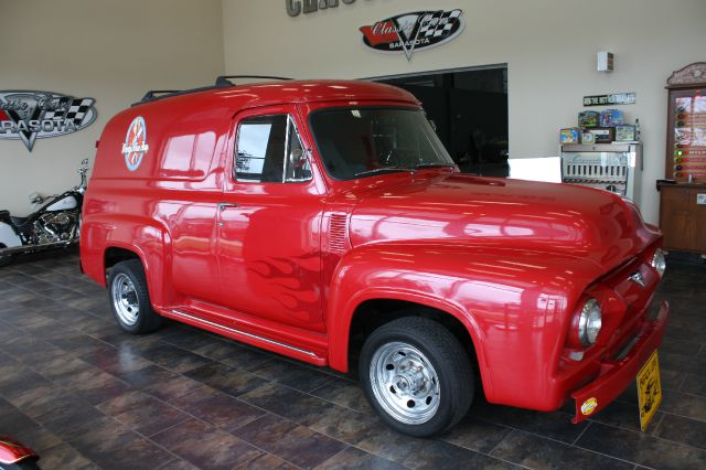 1954 Ford Panel Truck