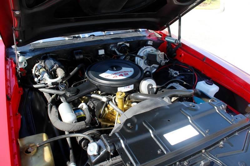 1972 Oldsmobile 442 Cutlass Supreme - Sarasota FL