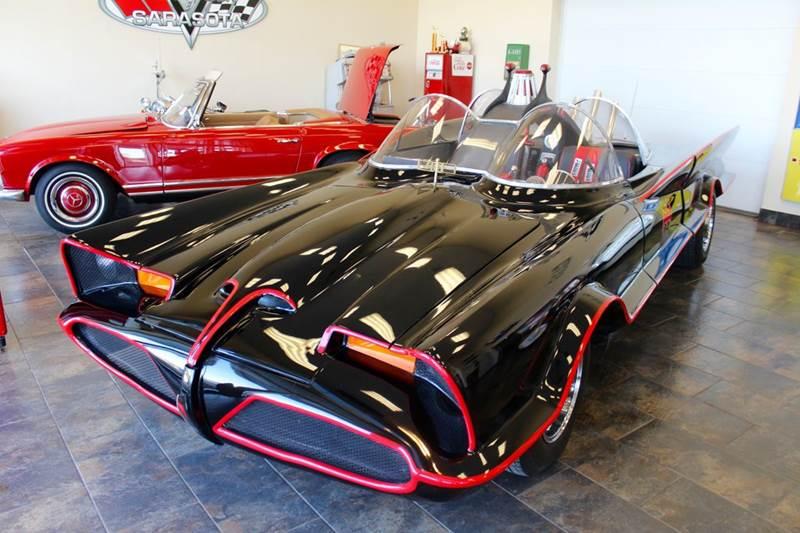 1966 Batmobile Gotham 1 Movie car - Sarasota FL