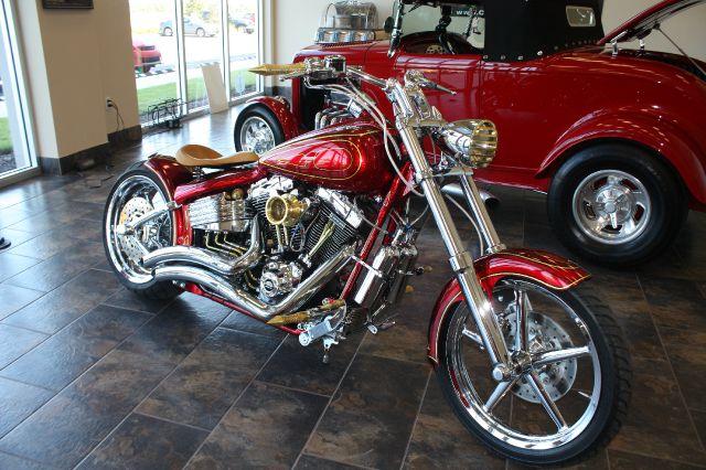 2009 Harley-Davidson Soft Tail Custom