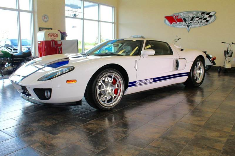 2005 Ford GT40
