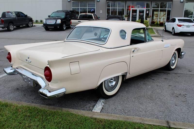 1957 Ford Thunderbird  - Sarasota FL