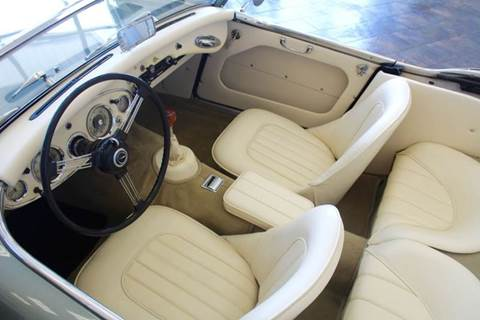 1961 Austin-Healey 3000 Mark1