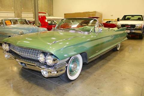 1961 Cadillac Series 62 for sale in Sarasota, FL