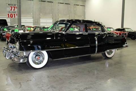 1950 Cadillac Sixty Special