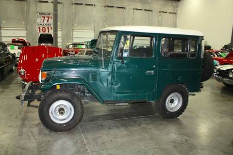 1978 Toyota Landcrusier