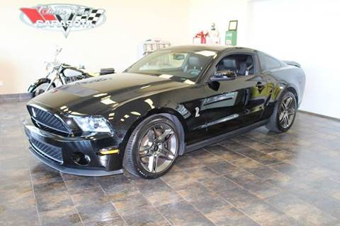 2011 Ford Shelby GT500