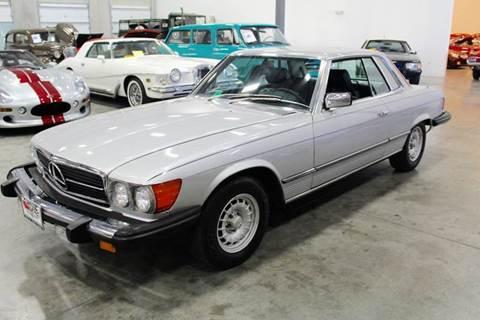 1980 Mercedes-Benz 450-Class