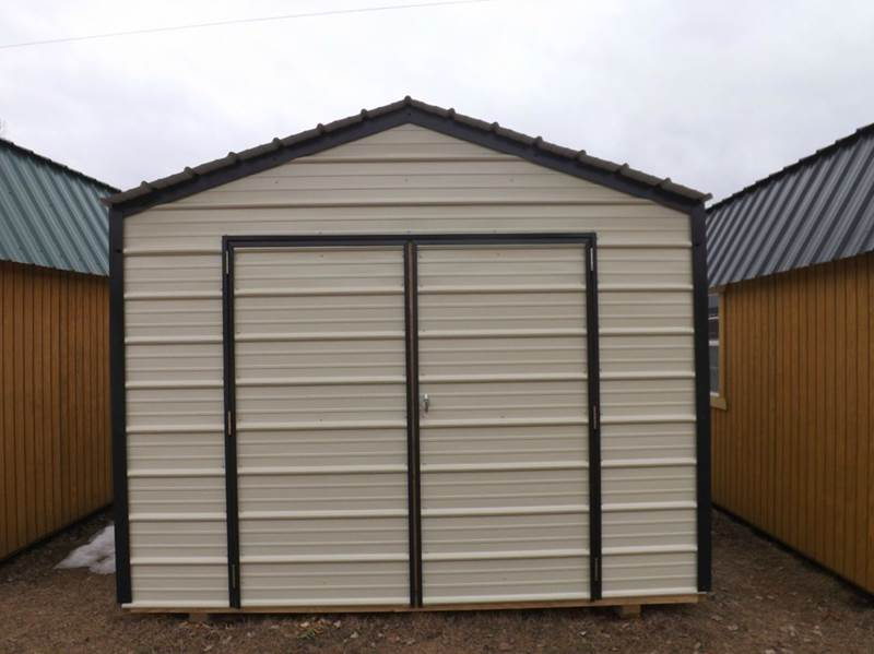 2016 10 X 12 Metal Shed In Montello Wi Extra Sharp Autos