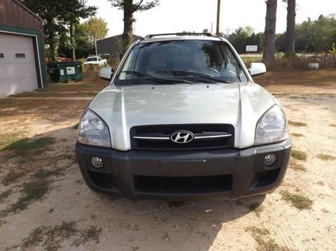 2008 Hyundai Tucson for sale in Montello, WI