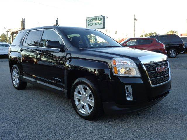 2012 gmc terrain sle 1 4dr suv in florence sc windham motors for Windham motors florence sc