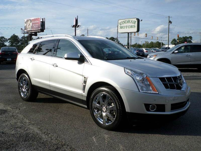 Windham Motors Florence >> 2012 Cadillac Srx Premium Collection 4dr SUV In Florence ...