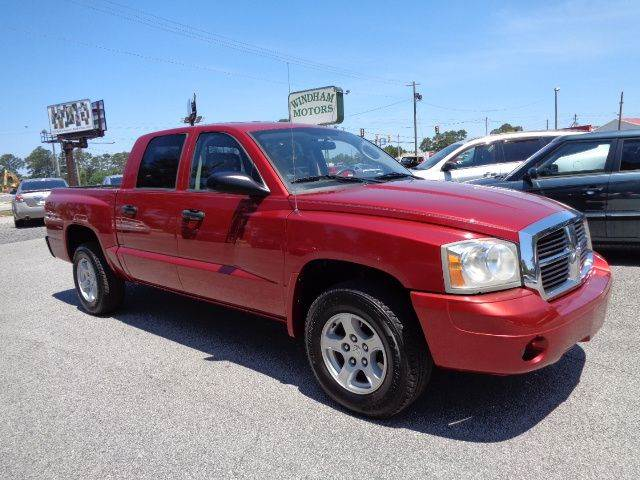 Windham Motors Florence >> 2007 Dodge Dakota SLT 4dr Quad Cab SB In Florence ...