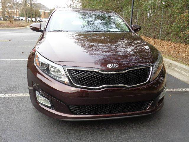 Windham Motors Florence >> 2015 Kia Optima LX 4dr Sedan In Florence SC - Windham Motors