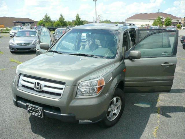 2007 Honda Pilot EX-L w/DVD 4dr SUV 4WD w/DVD - Osseo MN