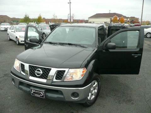 2010 Nissan Frontier For Sale Minnesota