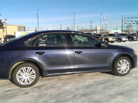 2014 Volkswagen Passat for sale in Fairbanks, AK