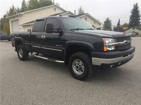 2004 Chevrolet Silverado 2500HD for sale in Fairbanks, AK