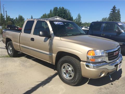 2004 GMC Sierra 1500 for sale in Fairbanks, AK
