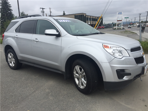 2012 Chevrolet Equinox for sale in Fairbanks, AK